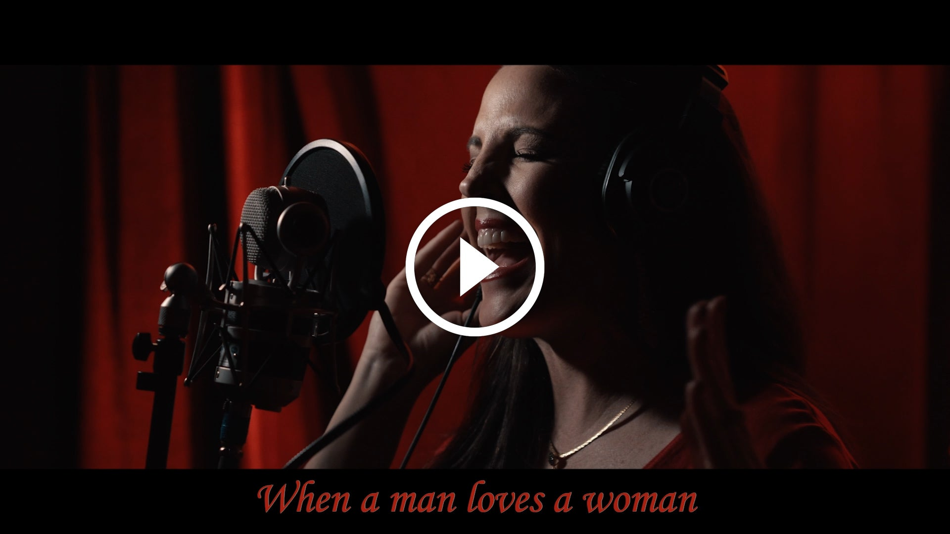 'When a Man Loves a Woman' Cover by Ashley Leroux