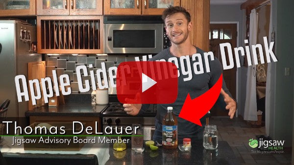 How To Make a Fasting-Approved Apple Cider Vinegar Drink | #ScienceSaturday