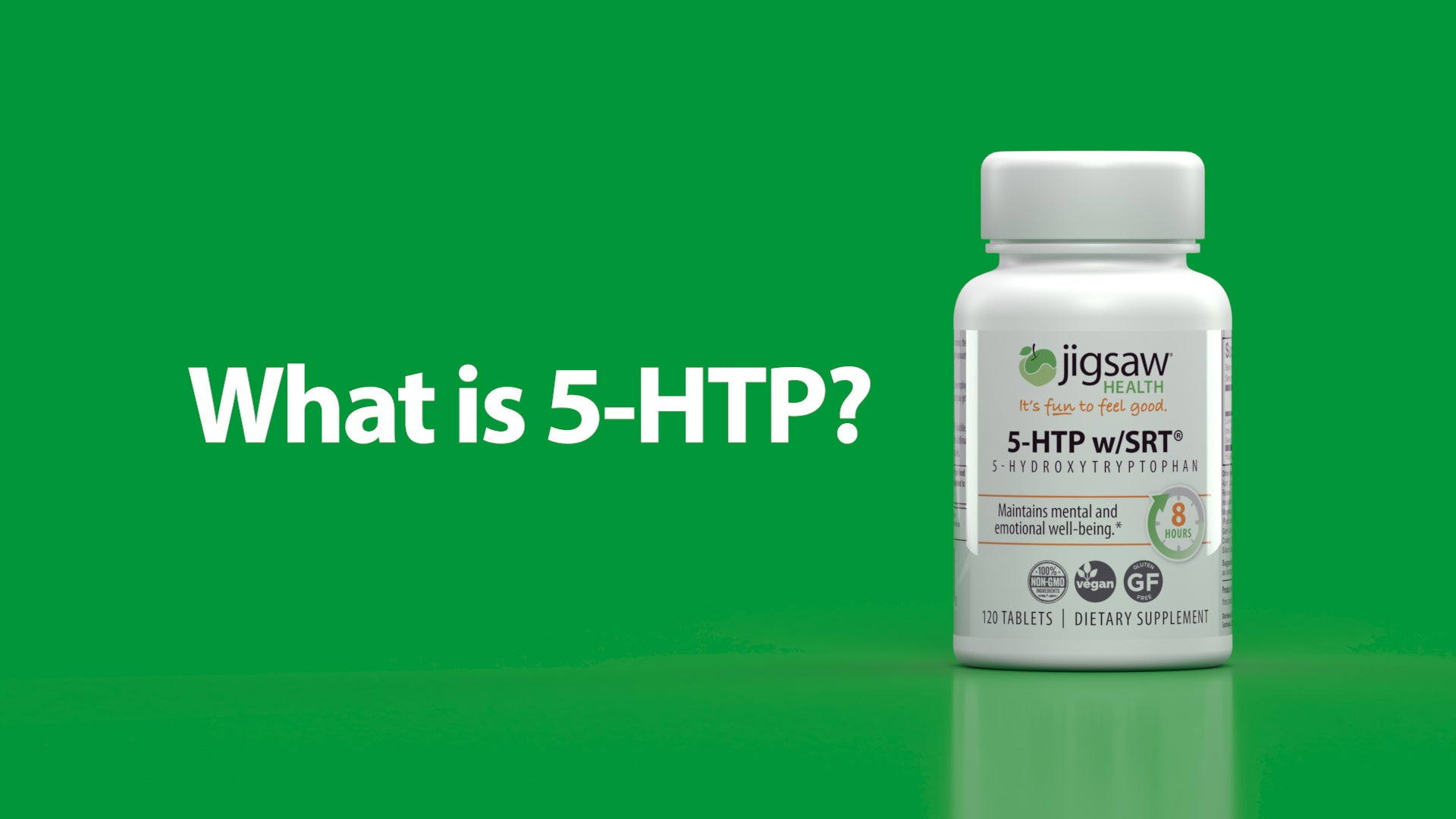 What is 5-HTP w/SRT®?