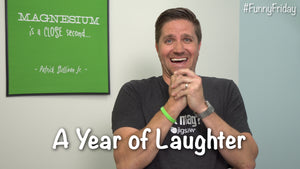 2018... A Year of Laughter