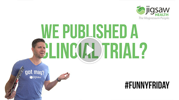We Published a Clinical Trial? | #FunnyFriday