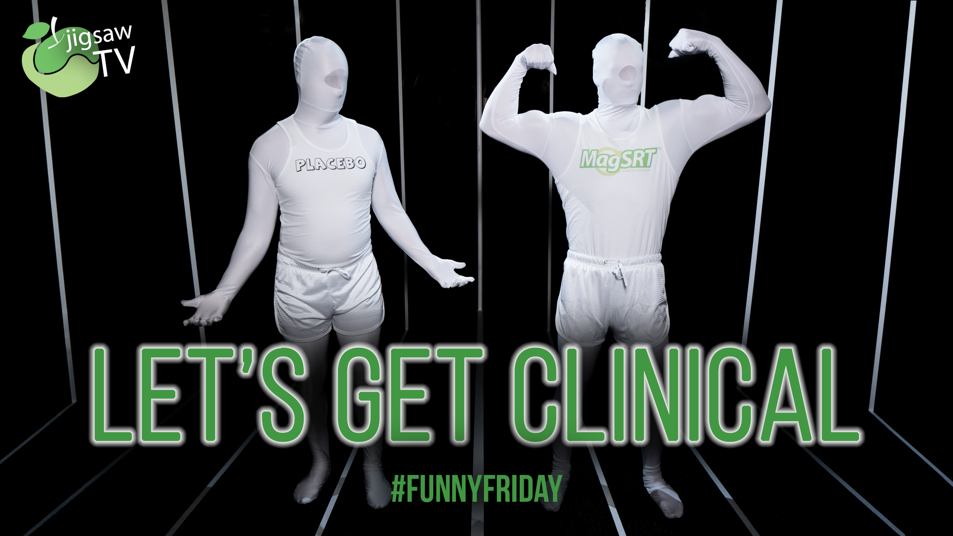 Lets Get Clinical | #FunnyFriday