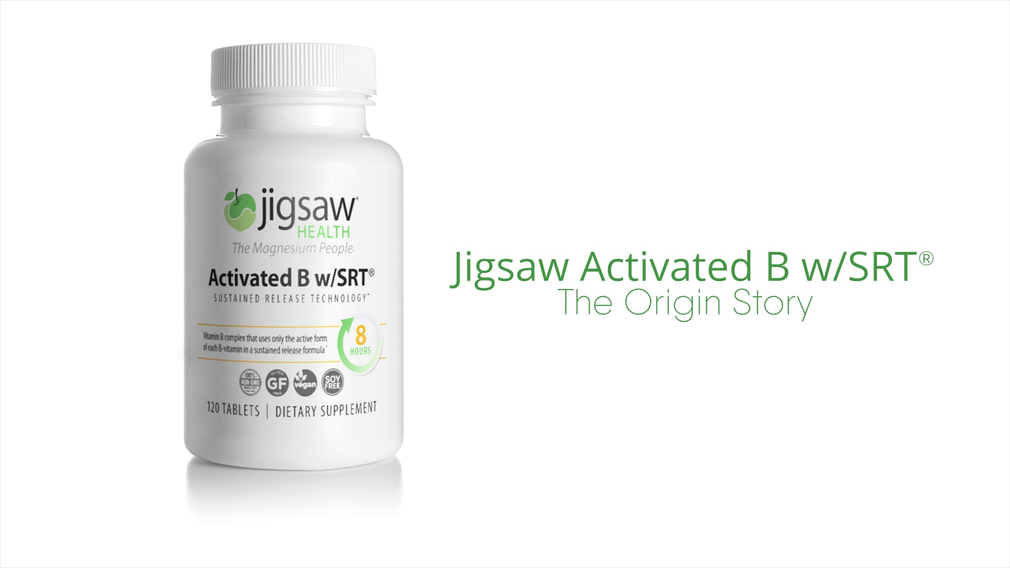 Jigsaw Activated B w/SRT®: The Origin Story