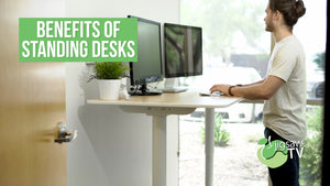 3 Surprising Benefits of Standing Desks | #ScienceSaturday