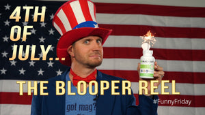 4th of July... The Blooper Reel | #FunnyFriday