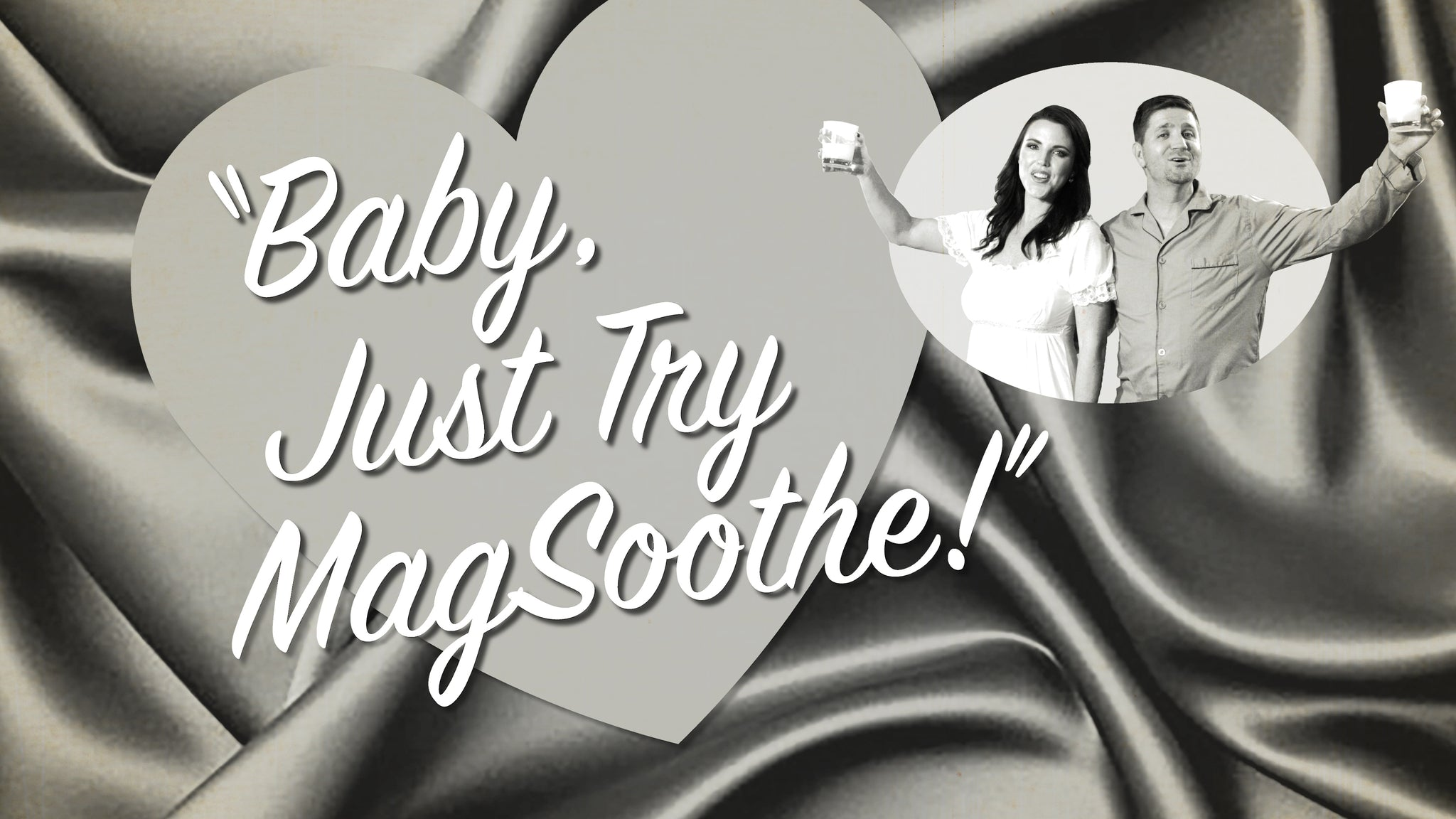 Baby Just Try MagSoothe [Musical Parody] | #FunnyFriday