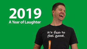 2019 A Year of Laughter