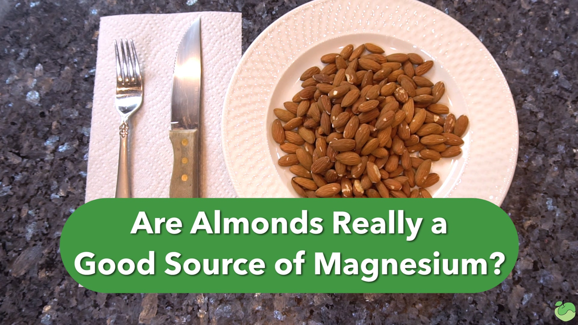 Are Almonds REALLY a Good Source of Magnesium?