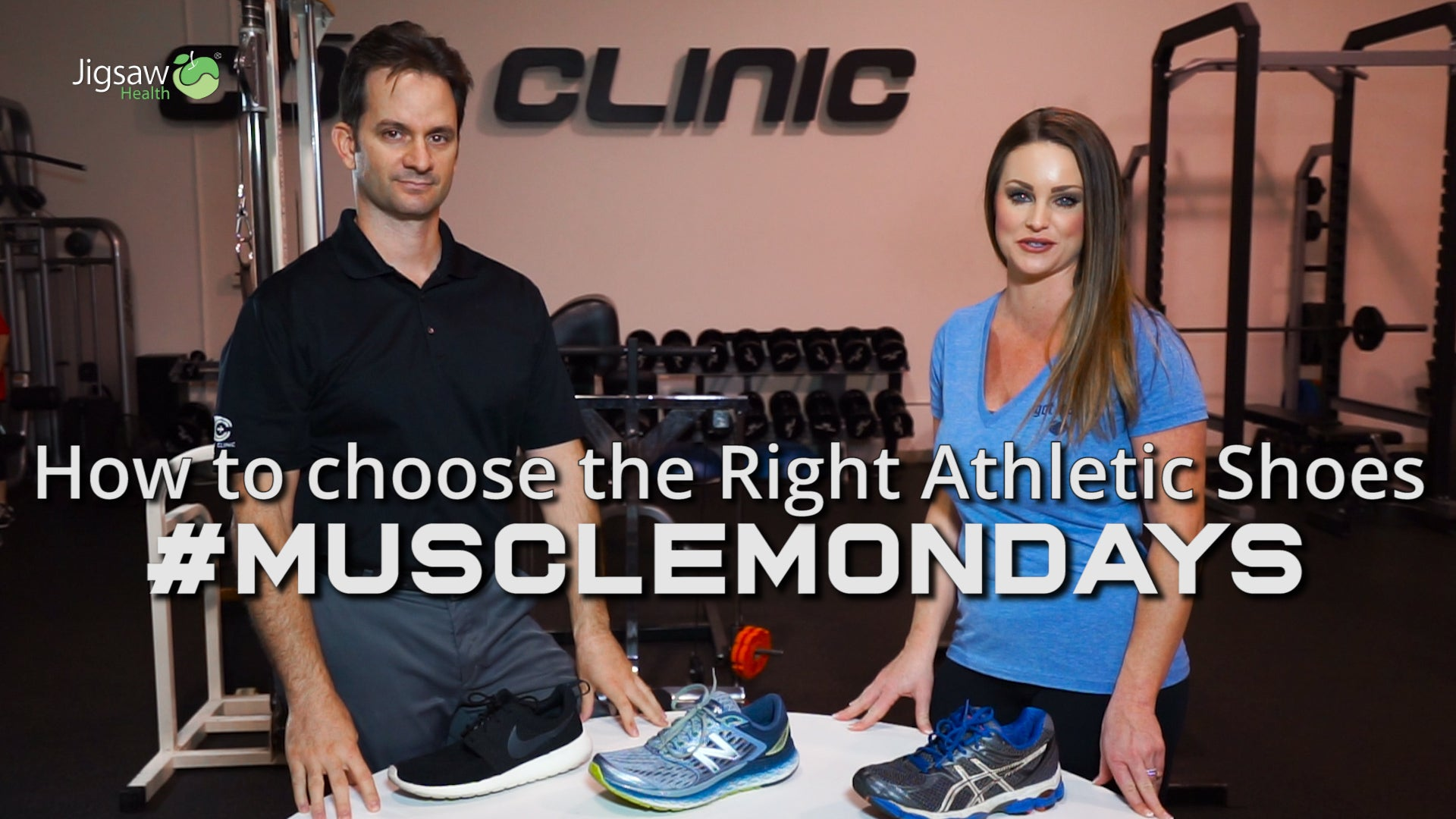 How to choose the right Athletic Shoe | #MuscleMonday