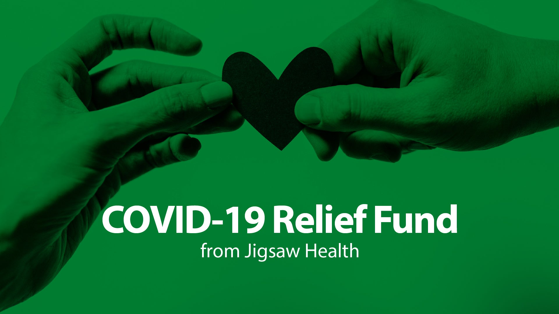 COVID-19 Relief Fund Announcement