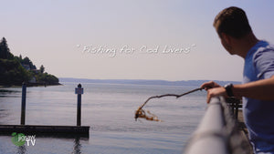 Fishing For Cod Livers | #FunnyFriday