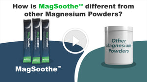 How is MagSoothe different from other magnesium powders?