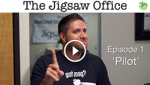 Binge-Watch The Jigsaw Office Today! | #FunnyFriday