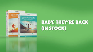 Baby, They're Back in Stock: Jigsaw Complete and Ultimate