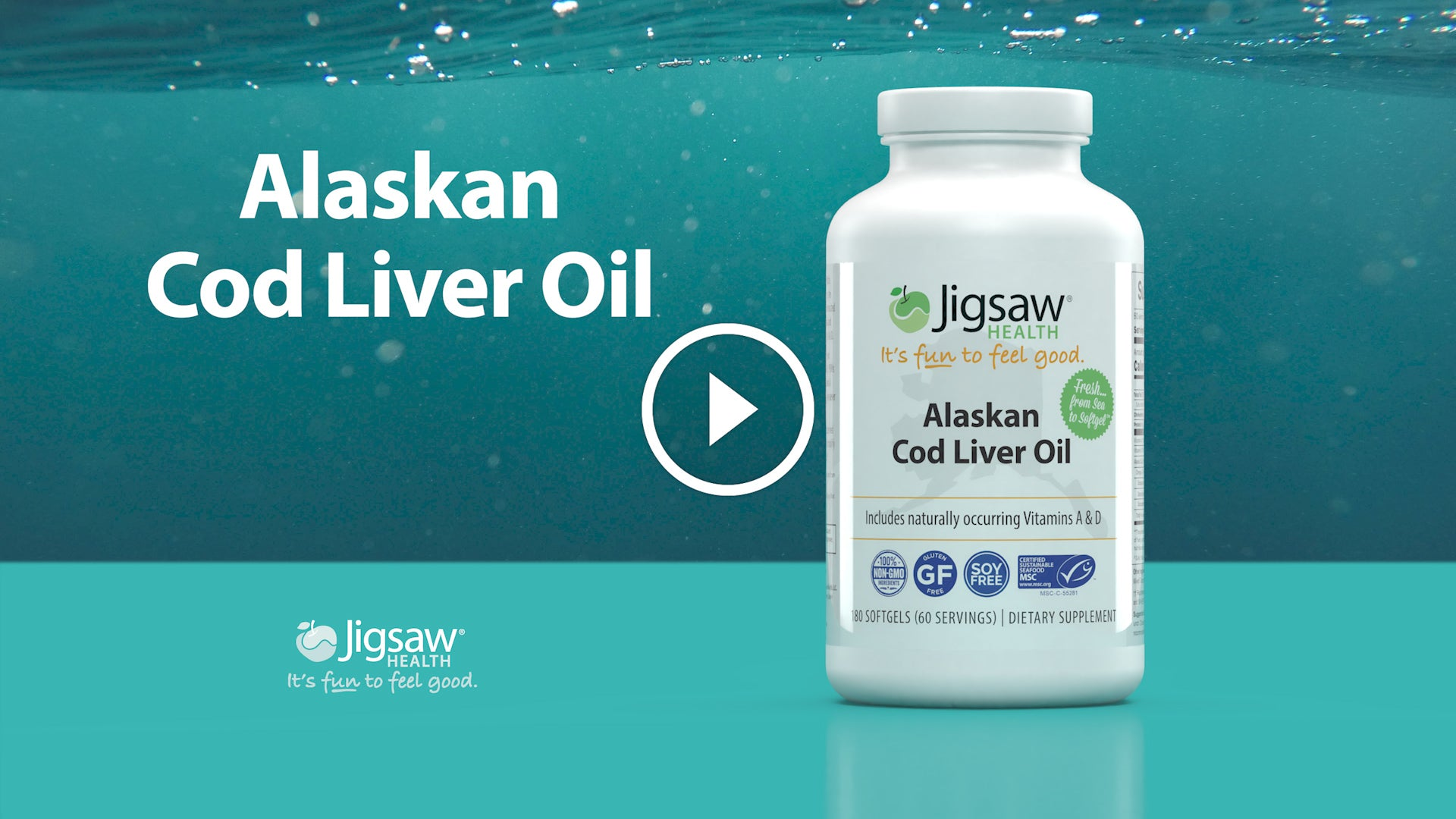 What is Alaskan Cod Liver Oil?