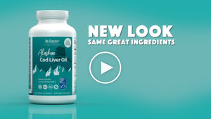 Baby It's Back: Alaskan Cod Liver Oil Softgels