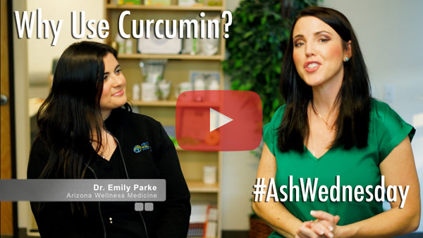 Why Dr. Emily Parke Uses Curcumin | #AshWednesday