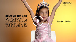 Beware of Bad Magnesium Supplements | #FunnyFriday