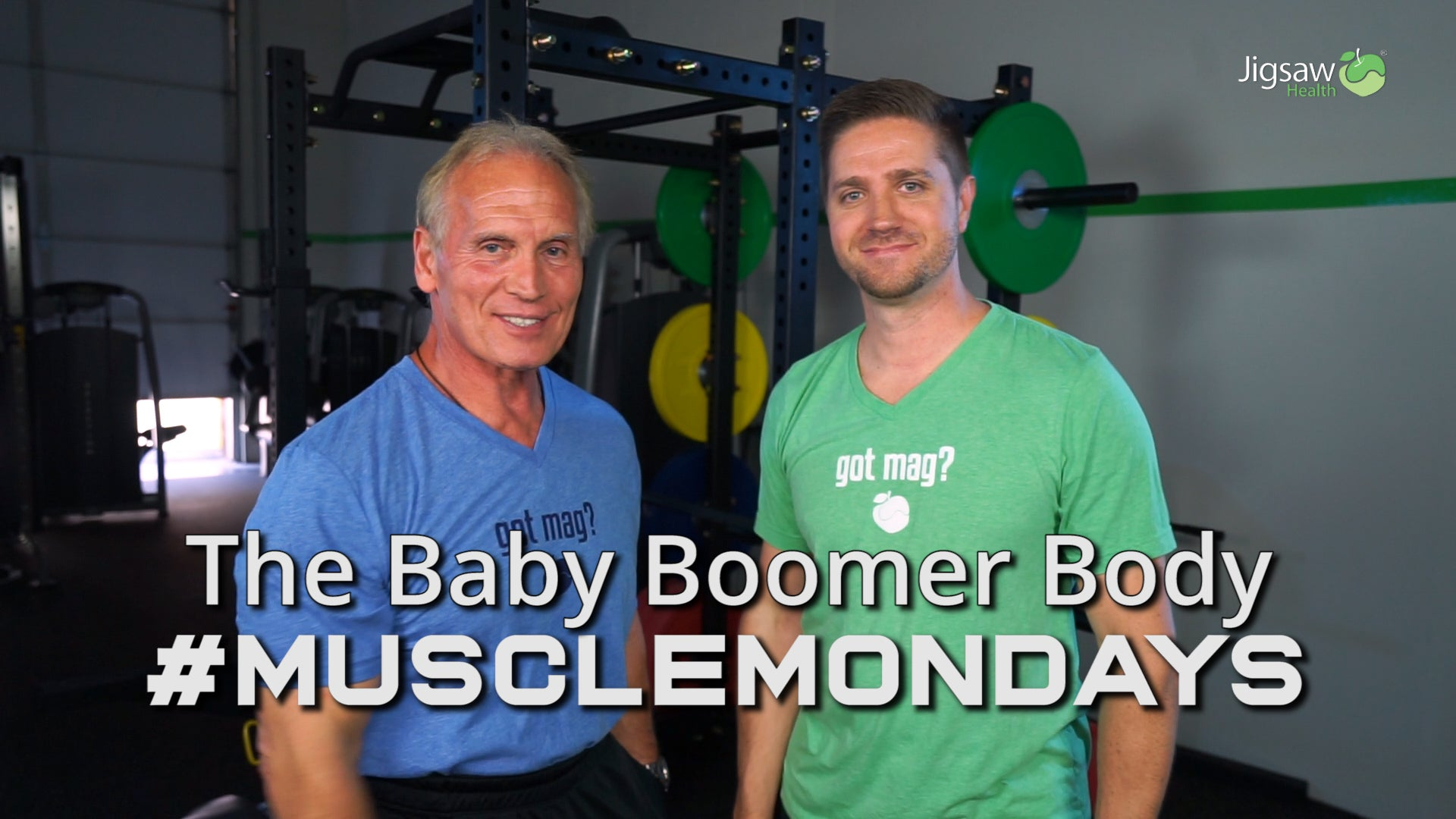 Fitness Tips for the Baby Boomer Body | #MuscleMonday