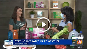 Jigsaw Health featured on AZ Family, Channel 3 News