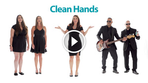 Clean Hands (Song Parody) | #FunnyFriday