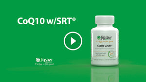 What is CoQ10 w/SRT®?