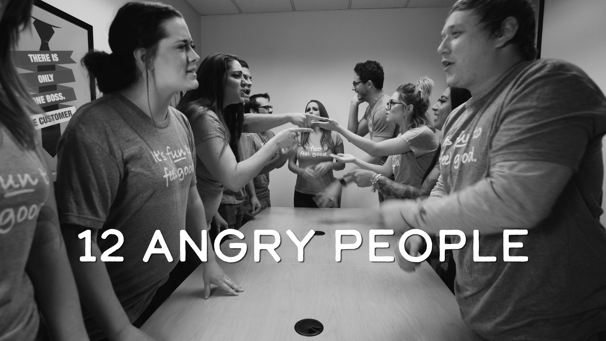 12 Angry People | #FunnyFriday