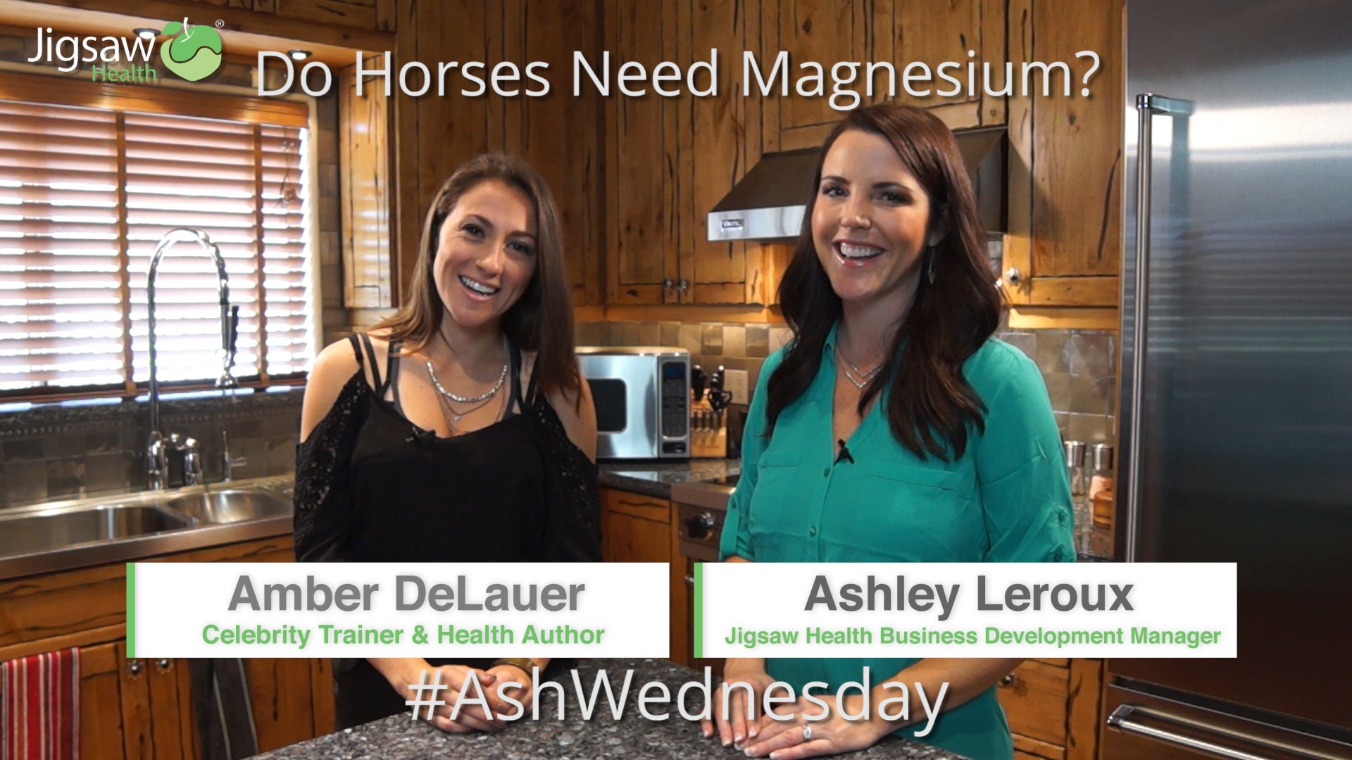 Do Horses Need Magnesium? | #AshWednesday