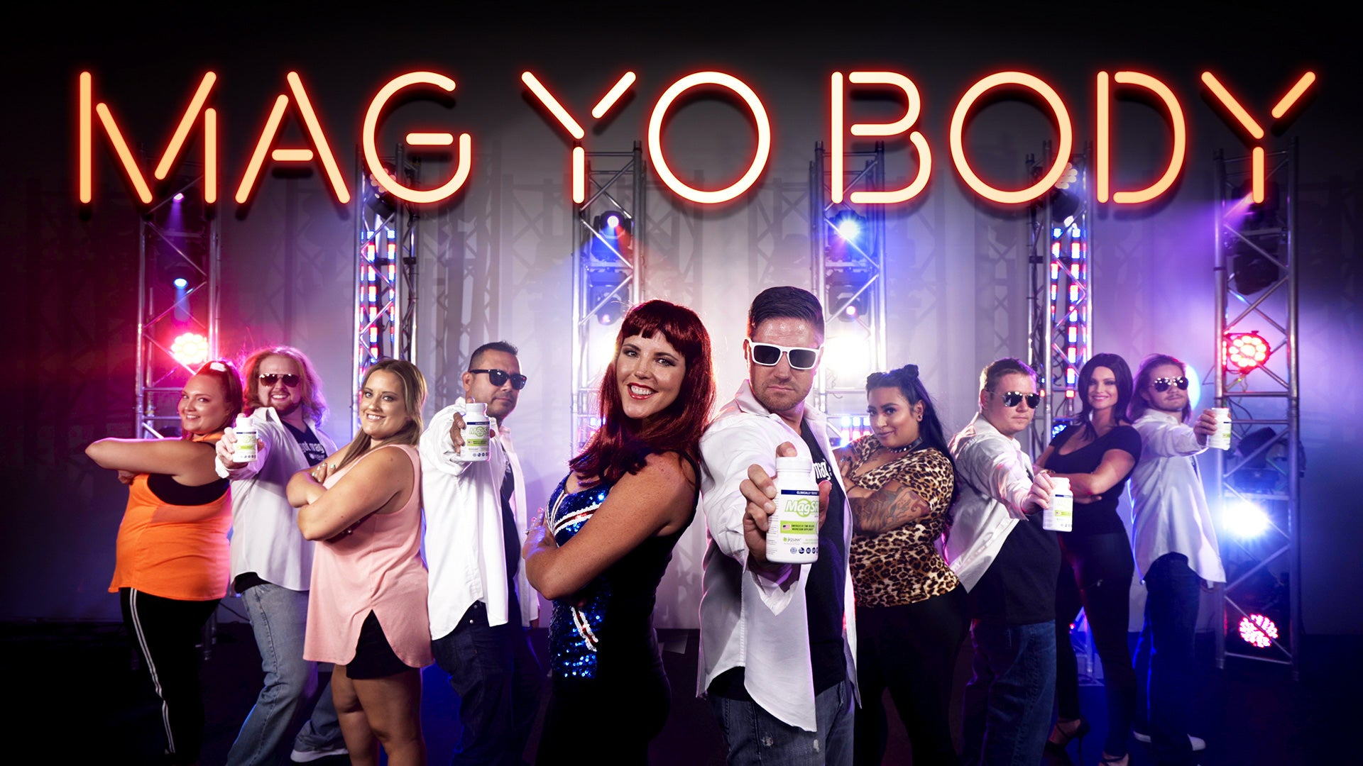 Mag Yo Body (Parody) | #FunnyFriday
