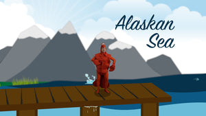Alaskan Sea [Parody] | #FunnyFriday