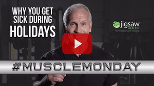 How The Holiday Season Affects The Immune System | #MuscleMonday