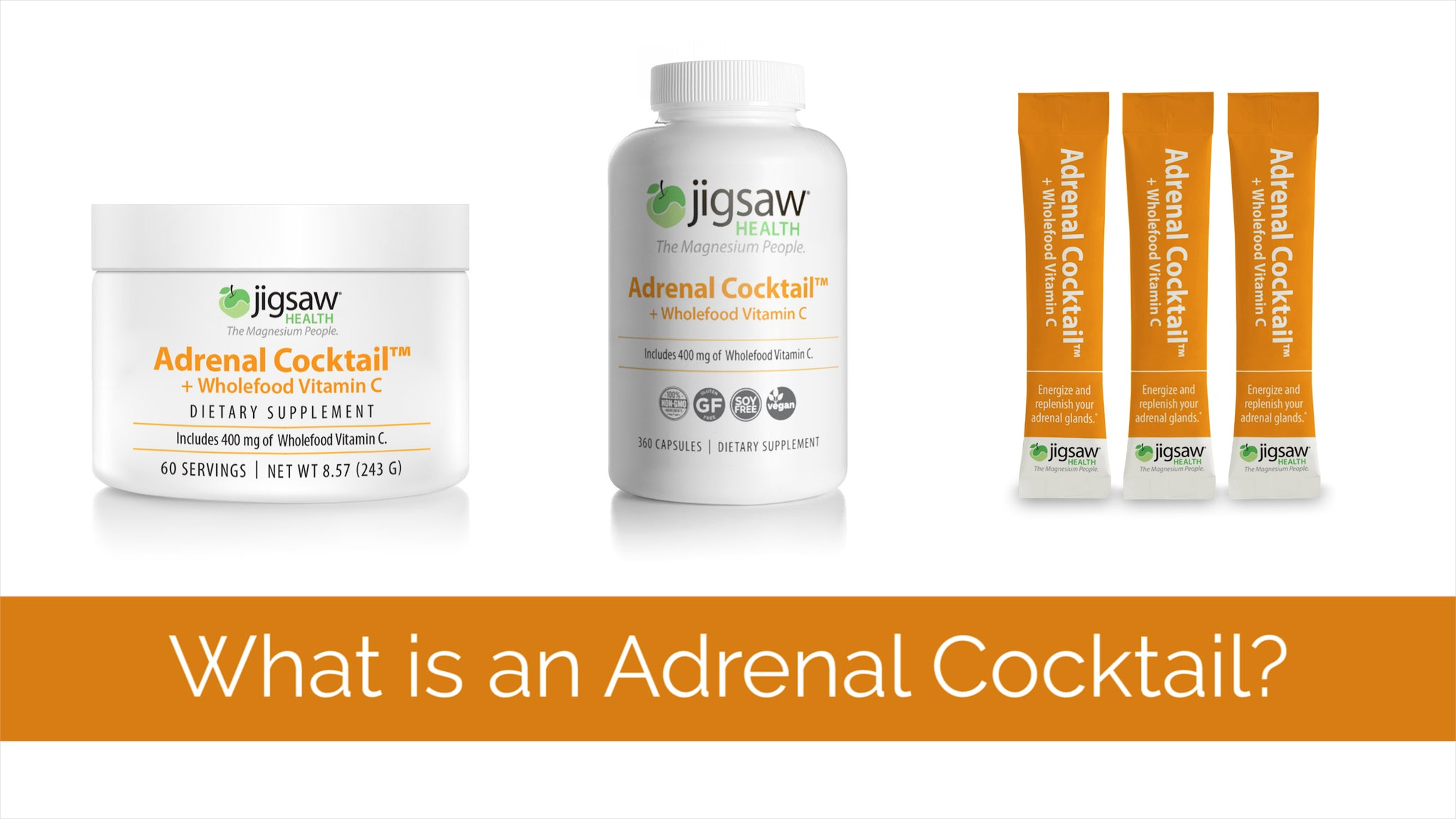 What is an Adrenal Cocktail?