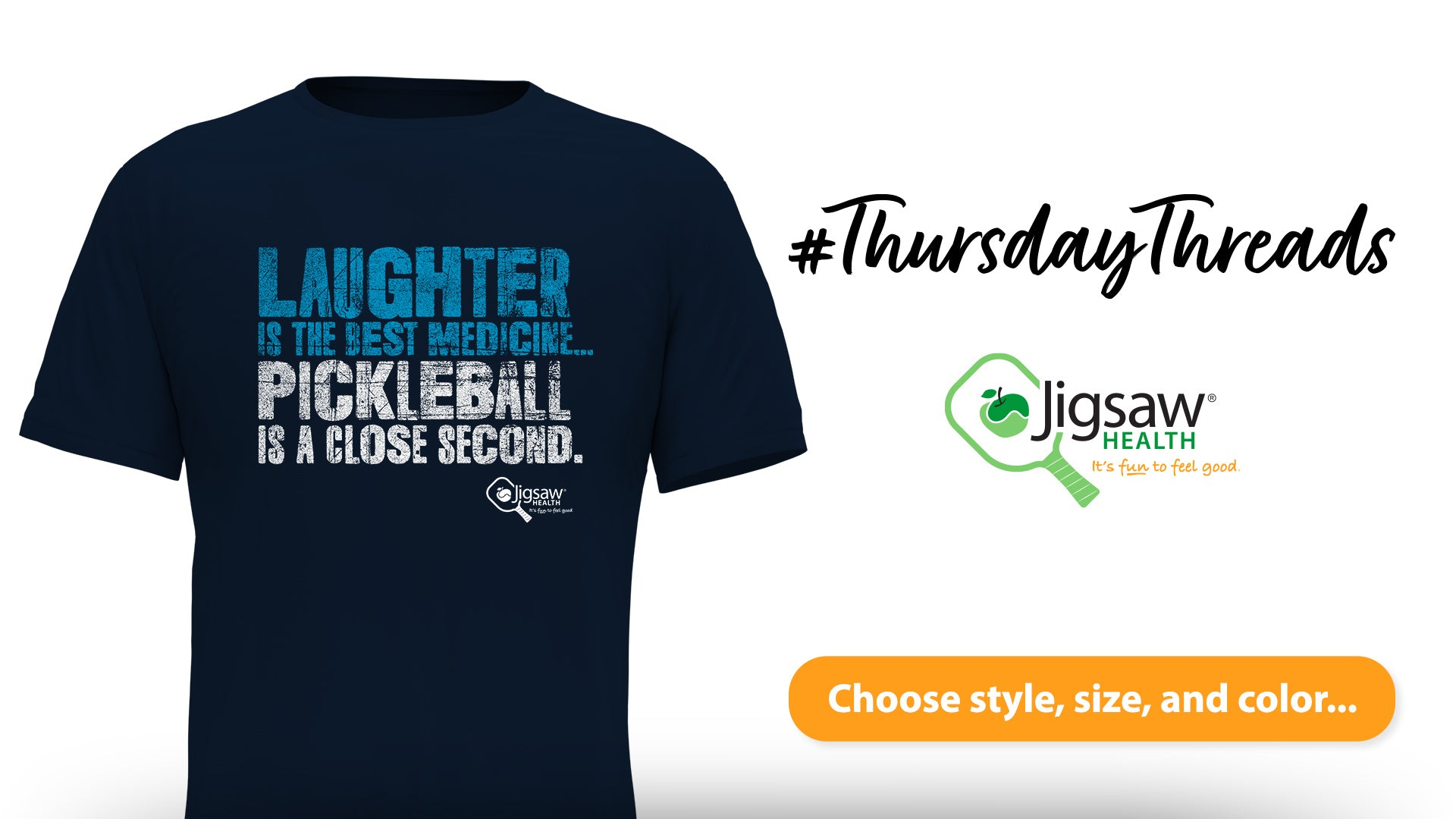 CyberMonday Pickleball Shirts | #ThursdayThreads