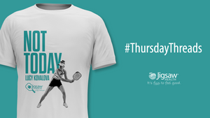 "Introducing #ThursdayThreads (aka. ""Pickleball Shirt of the Week"")"