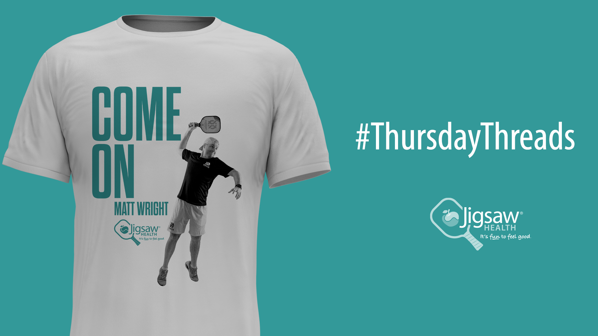 COME ON! - Matt Wright | #ThursdayThreads