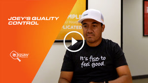 Joey Farias' Quality Control | We Love Pickleball, Too