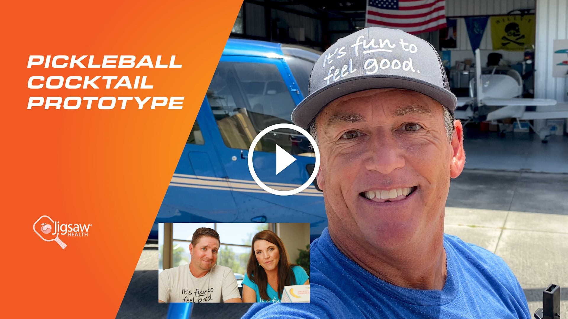 The Pickleball Cocktail Prototype (feat. Randy Coleman) #FunnyFriday