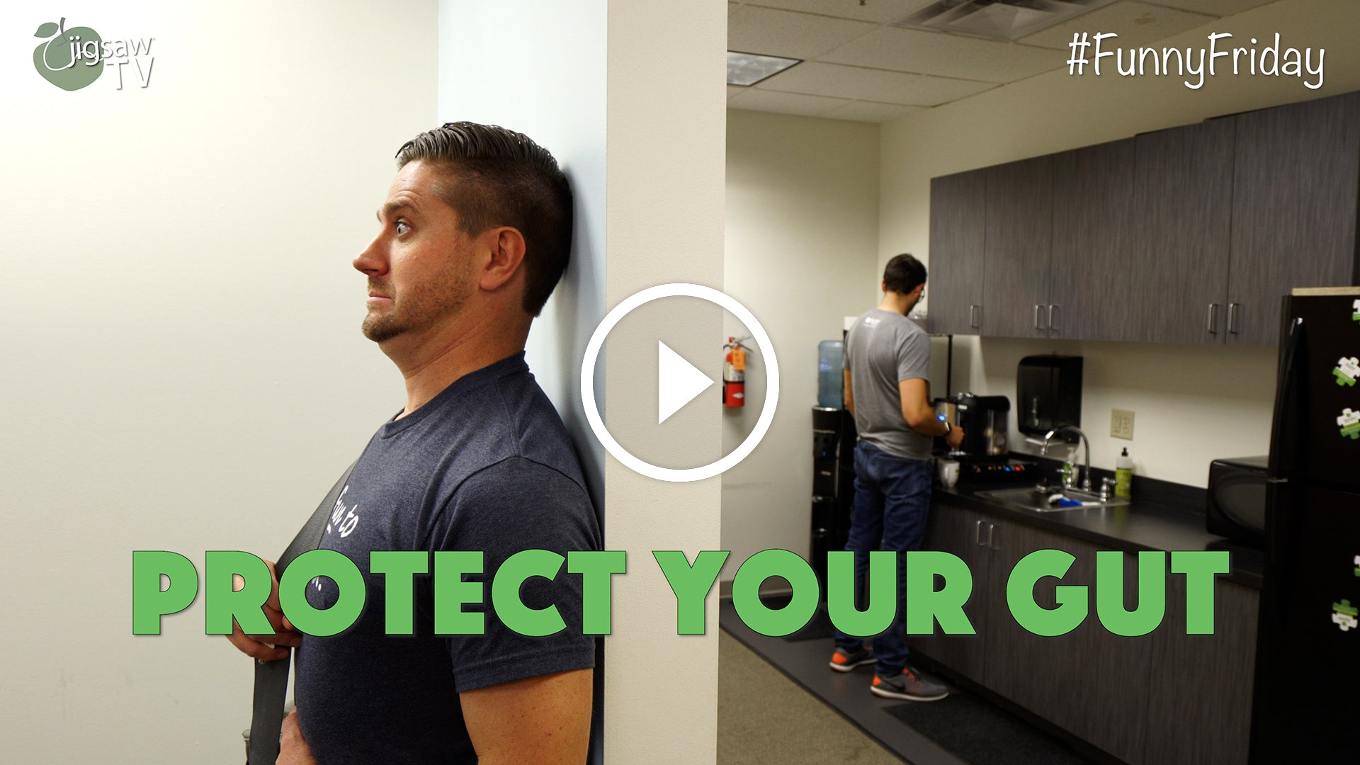 Protect Your Gut | #FunnyFriday