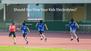 Should You Give Your Kids Electrolytes?