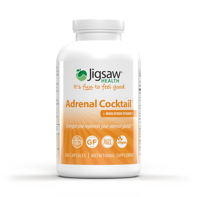 Jigsaw Adrenal Cocktail Capsules