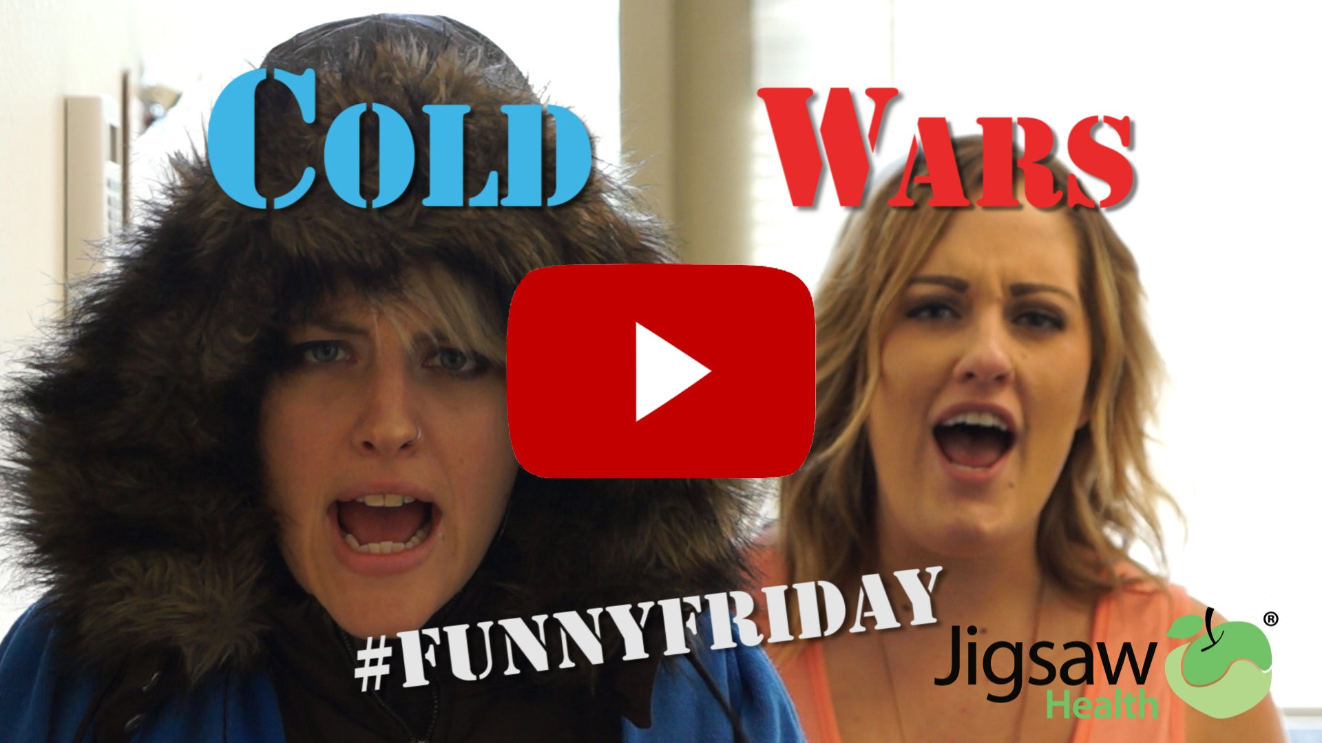 Cold Wars #funnyfriday