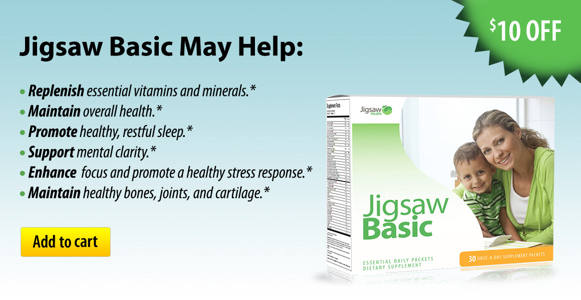 Order Jigsaw Basic TODAY!