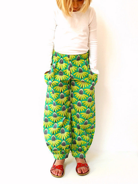 Moon Pants Sewing Pattern PDF