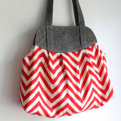 Showoff Bag Sewing Pattern PDF