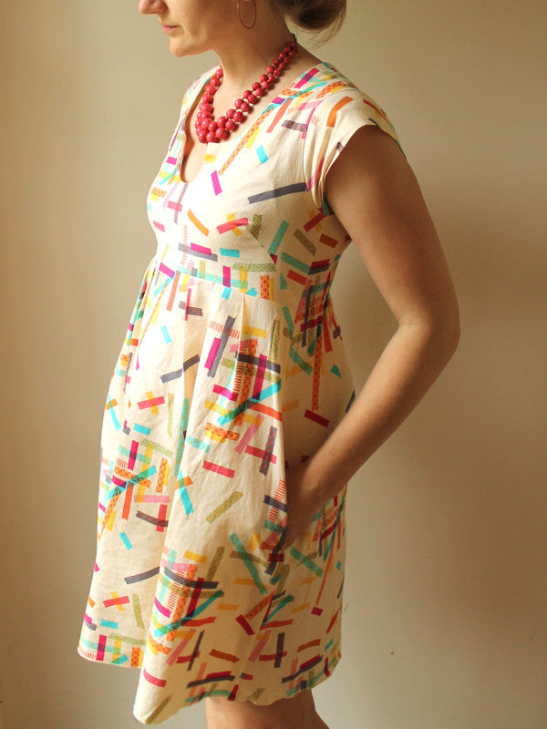 Made By Rae Washi sewing pattern