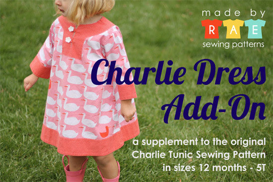 Charlie Dress PDF Add-On