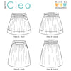 Cleo Sewing Pattern PDF