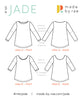 Jade Sewing Pattern PDF