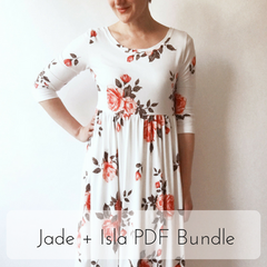 Jade + Isla Pattern Bundle