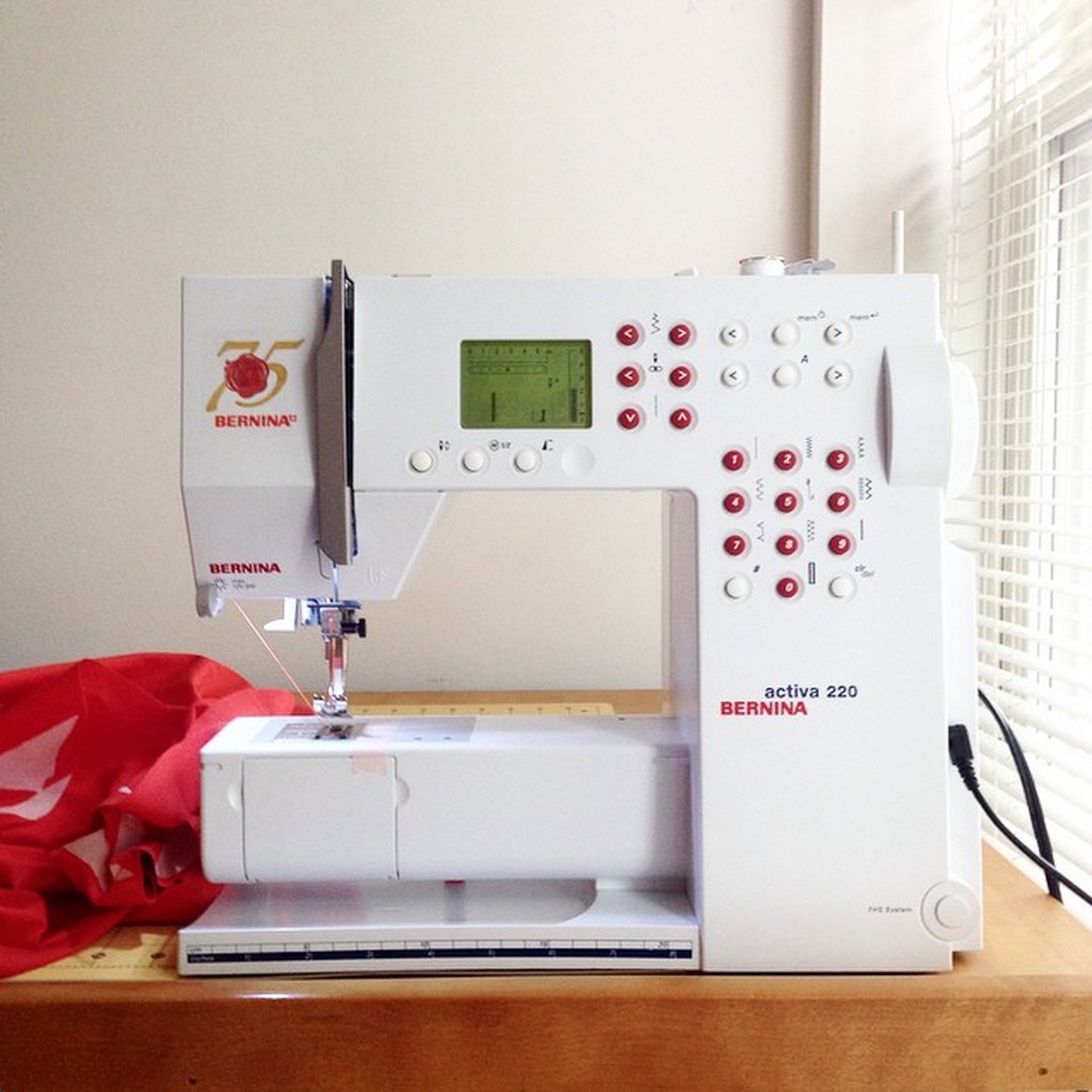 First Date with your Sewing Machine